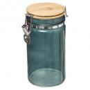 glazen pot + bam 1l petr mc, petroleum