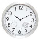 reloj de aluminio al aire libre d40, plateado