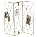 deur foto metalen suite 58x75.5, goud
