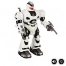 robot de combate mini 18cm b / o.
