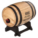 wholesale Food & Beverage: barrel wine dispenser 5.5 l, beige