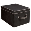 scatola di immagazzinaggio, ad es. nero