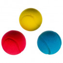 mayorista Juguetes:Bolas de espuma x3 7cm