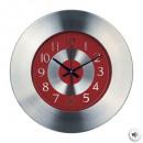 d33 aluminum clock, 2 times assorted , assorted co