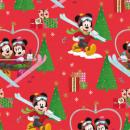 Großhandel Geschäftsausstattung: Disney Weihnachtspapier 200x70c, 5- fach ...