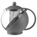 essentiële filter theepot 1,25l, 3 maal geassortee