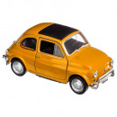 min car 1/38 retrofriction, 8- times assorted