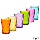 cup x6 space color 21cl