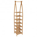 etagere arquee 7n bambou, beige