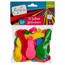 grossiste Sports & Loisirs: ballons gonflables x 50 multi.