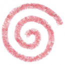 girlanda holo bf 50x4x2m różowa