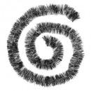 girlanda bf duża 75x4x2m, 4- razy mieszany