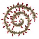 garland leaf frosty 150x4x2m a, 2-times assort