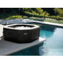 octagonal spa bubbles jets 6p