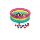 ball pool 86 x 25 cm, multicolored