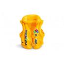 gilet de natation pool school, jaune