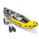 mayorista Piscina y playa: canoa 2 plazas explorar k2, amarillo