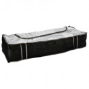 pokrywa do przechowywania pod łóżkiem, np. czarny