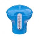 chlorine dispenser + thermometer