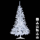 essential artificial tree white 180cm