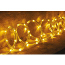 LED Outdoor Girlande 18m 8f weiß