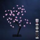 wholesale Home & Living: interior decoration prunus tree 48led pink
