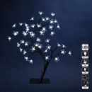 interior decoration tree prunus 48led blc