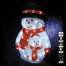 outdoor lighting christmas ball + bb 64led h40cm