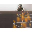 Outdoor-Girlande 100 LED tm weiß erhitzt ft