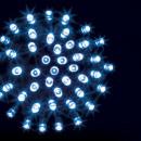 Girlande im Freien 300 LED TM blau fv 8f