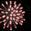 kültéri füzér 300 led tm piros ft 8f, multic