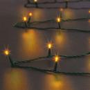 Außengirlande 120 weiße LED Hitze fv 8f