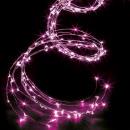 kaskada zewnętrzna Lux 2m 8f ro t, różowy