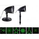Outdoor-Laser-rv-Dekore TLC, mehrfarbig