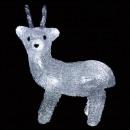 outdoor lighting reindeer 12 led h19