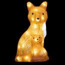 wholesale Garden Decoration & Illumination: outdoor lighting fox 40l h35cm 8f