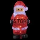wholesale Garden Decoration & Illumination: outdoor lighting santa claus siguirlande 40l h39c