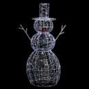 wholesale Garden Decoration & Illumination: outdoor lighting christmas ball 3d 200l bf h120