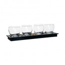 wood tray photoph vr x4, transparent
