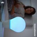 Lampe Ampoule LED Tactile en Silicone avec Haut-Pa