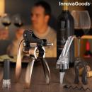 Set d'Accessoires pour Vin Servin InnovaGoods 5 Pi