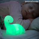 Lampe LED multicolore Dinosaure Lightosaurus Innov