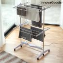 wholesale Laundry: Folding Electric Drying Rack with Air Flow Breazy