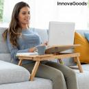 Beistelltisch aus Bambus, klappbar Lapwood InnovaG