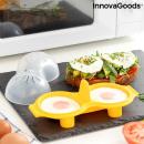 grossiste Pots & Casseroles: Cuiseur à œufs en silicone Oovi InnovaGoods
