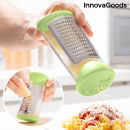 wholesale Kitchen Utensils: 3-in-1 Grater with Container and Dispenser Cheezy