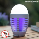 2-in-1 Rechargeable Mosquito Repellent Lamp with L