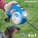 wholesale Garden & DIY store: 6-in-1 Retractable Dog Leash Compet InnovaGoods