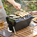 Barbecue à charbon pliable et portable Handy·q Inn
