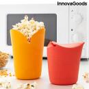 Bols à Pop-corn Pliables en Silicone Popbox Innova